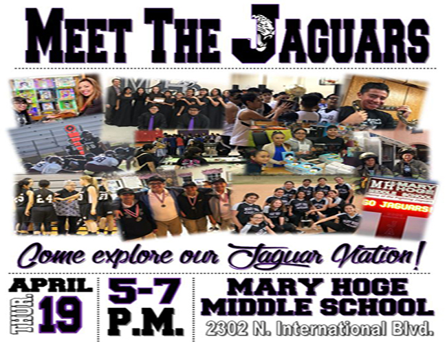 Meet the Jaguars